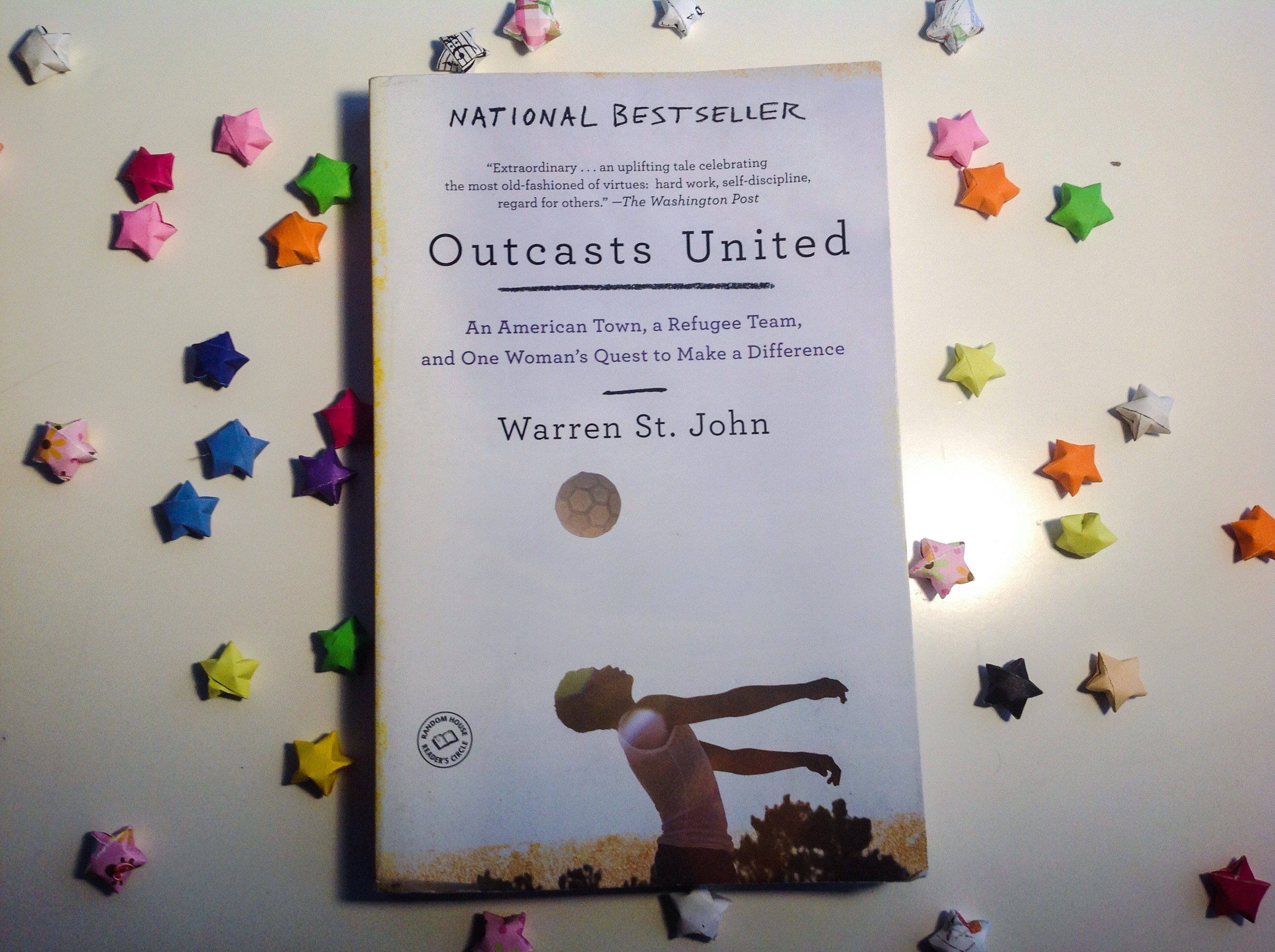a review of outcasts united the Find helpful customer reviews and review ratings for outcasts united: the story of a refugee soccer team that changed a town at amazoncom read honest and unbiased product reviews from our users.