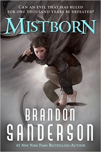 Mistborn Brandon Sanderson The Final Empire