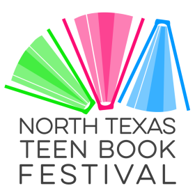 Image result for north texas teen book festival logo