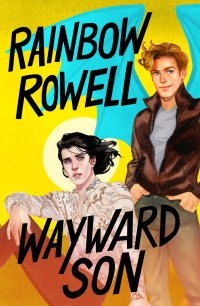 Image result for wayward son cover