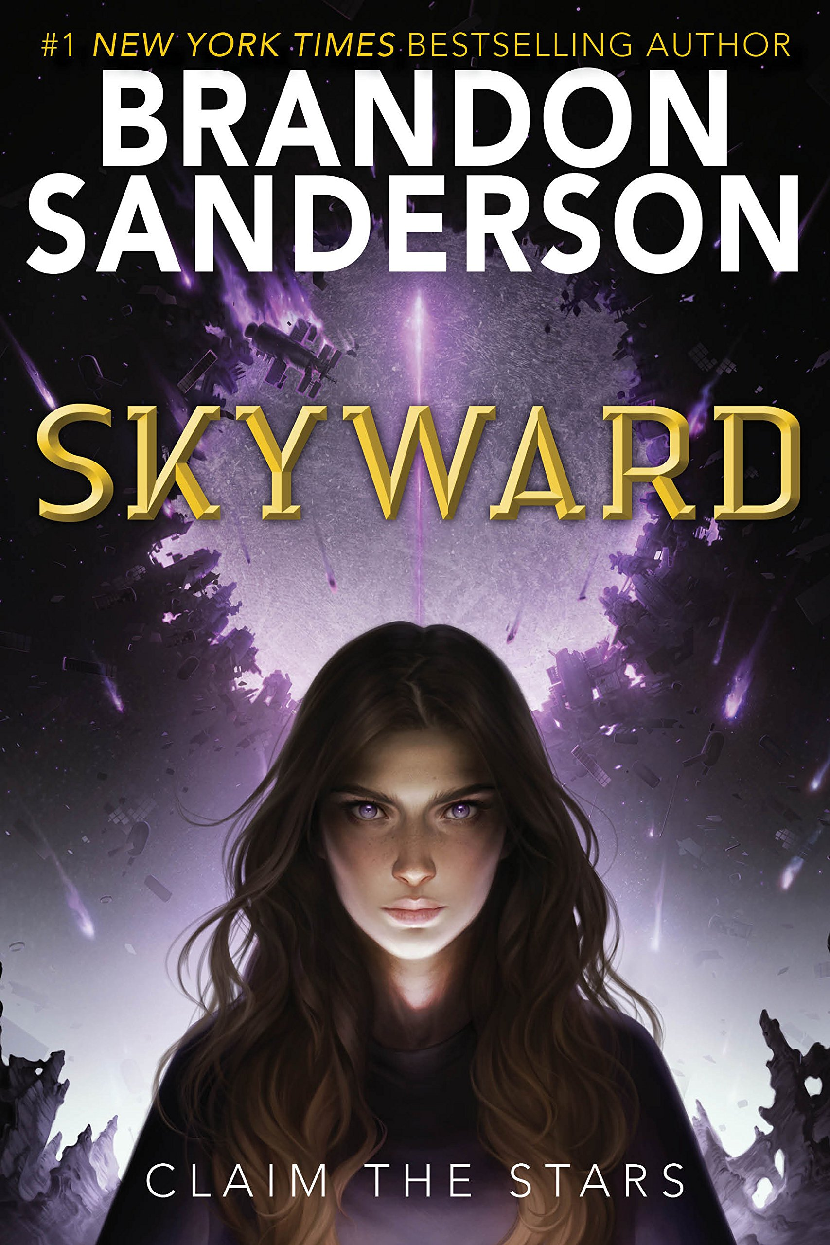 Skyward Brandon Sanderson